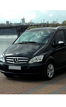 Минивэн такси Симеиз - Орловка